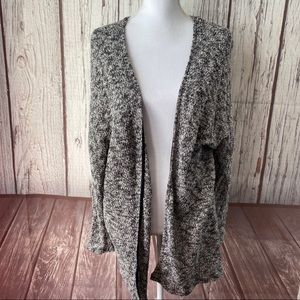 American eagle open front Knit cardigan size large